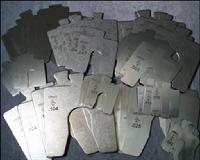 ALOMA Stainless Steel Shims - Call 704-233-9222