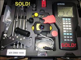 SOLD! Refurbished Optalign® Plus All Features s/n 3900 1999 - Call 704-233-9222