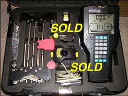 Sold - Refurbished Optalign® Plus All Features s/n 4600 1065 - Sold - Call 704-233-9222