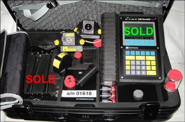 Sold - Refurbished Rotalign Pro s/n 01618 Cal 704-233-9222