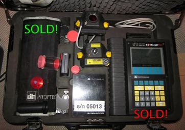 SOLD! Refurbished Rotalign Pro s/n 05013 Call 704-233-9222