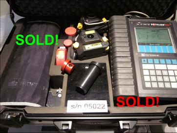 Sold - Refurbished Rotalign Pro s/n 05022 (click) Cal 704-233-9222