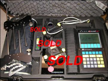 SOLD -  Refurbished Rotalign Pro s/n 06704 - Call 704-233-9222