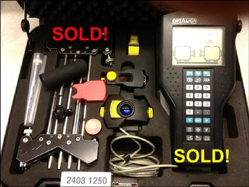 SOLD! Refurbished Optalign® Plus All Features s/n 2403 1250.