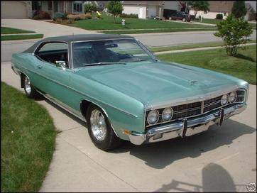 Norm & Bev's 100% Original 1970 Ford Galaxie