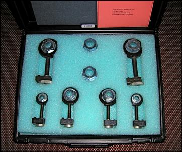 All-in-one, go anywhere AT-1104 Portable Jack Bolt Kit 704-233-9222