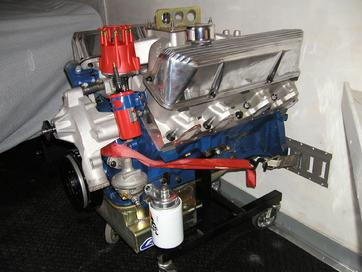 Our Stroked 427 FE (454 cu. in.) - Serious Horsepower! (Click)