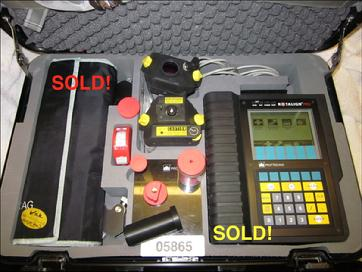 SOLD - Refurbished Rotalign Pro s/n 05865 - Call 704-233-9222