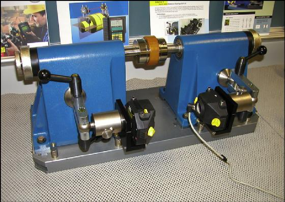 M3 Bracket System for sale. Note that Rotalign sensors and the LT 300 Alignment Simulator that the M3 Bracket set is mounted on are not part of the sale. - Call 704-233-9222